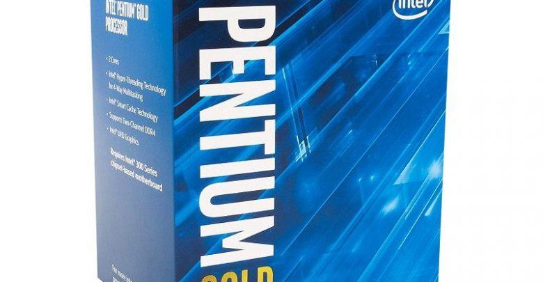 Photo of Pentium Gold G5620, Un nuevo procesador Pentium de 4 GHz
