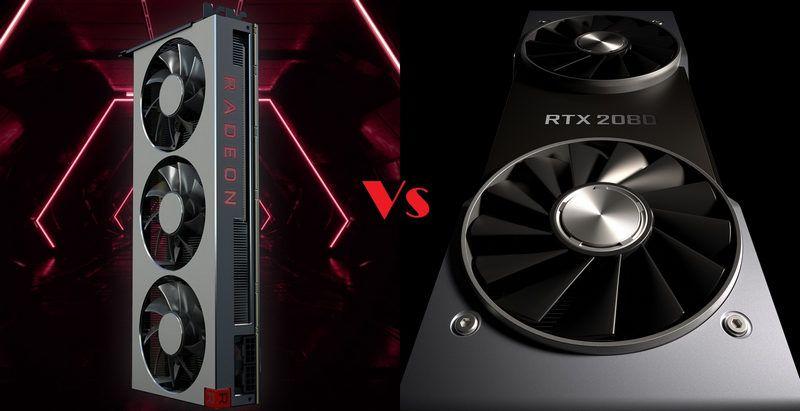 Comparativa: Radeon VII vs RTX 2080 vs GTX 1080 Ti vs RTX 2070