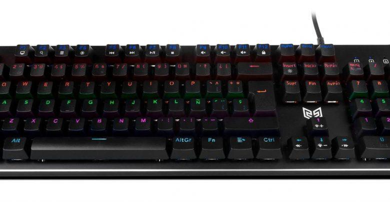 Photo of BG Raven nuevo teclado mecánico por menos de 30 euros