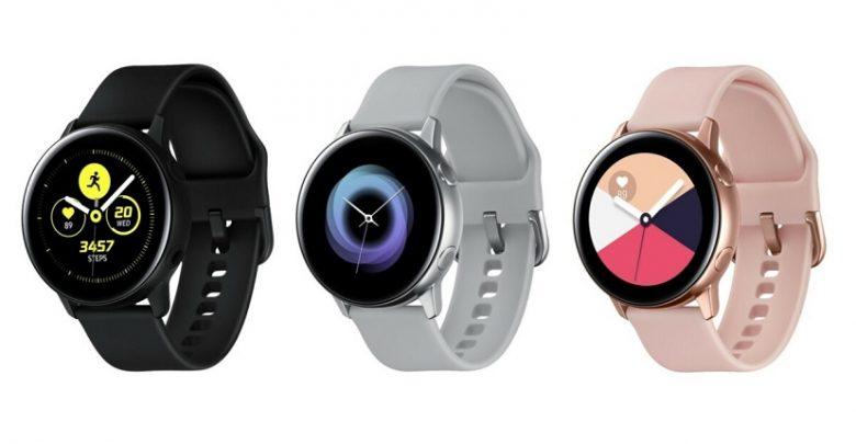 Photo of El Galaxy Watch Active 2 tendría funciones del Apple Watch