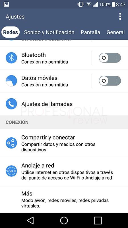 Usar móvil como modem Wi-Fi paso 02