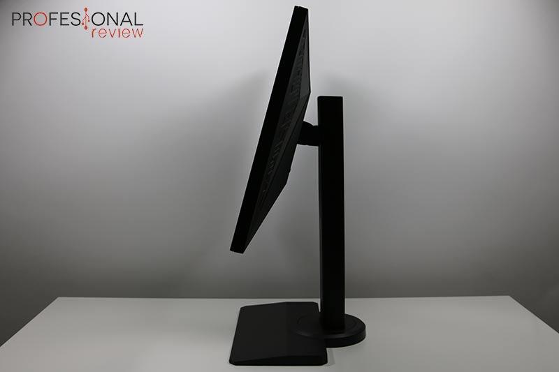 ViewSonic ELITE XG240R ergonomía