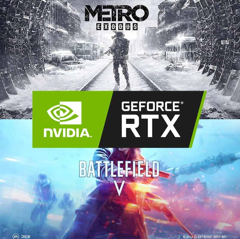 NVIDIA RTX llega a Metro Exodus