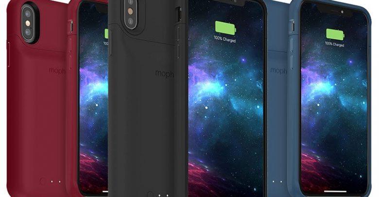 Photo of Mophie presenta sus fundas con batería alternativas para los iPhone XS, XS Max y XR