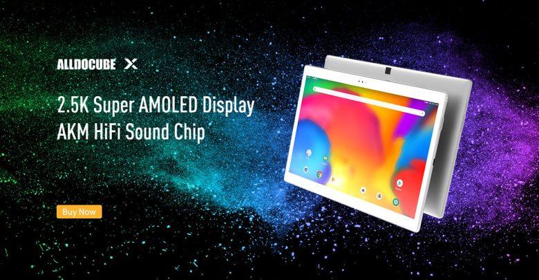 Photo of ALLDOCUBE X: La nueva tablet de la marca