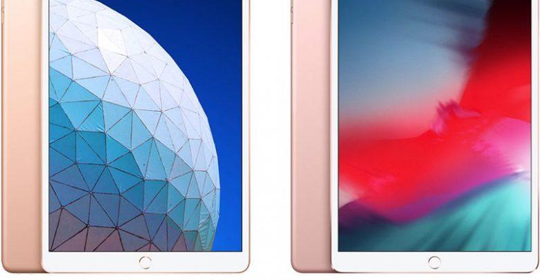 """Photo of iPad Air de 10,5"""" (2019) vs. iPad Pro de 10,5"""" (2017)"""