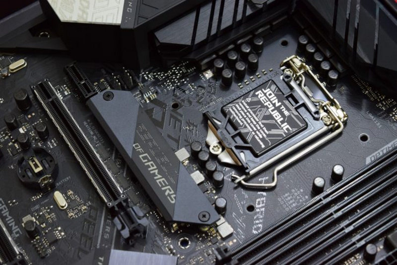 Placa base y procesador compatible con Intel VT