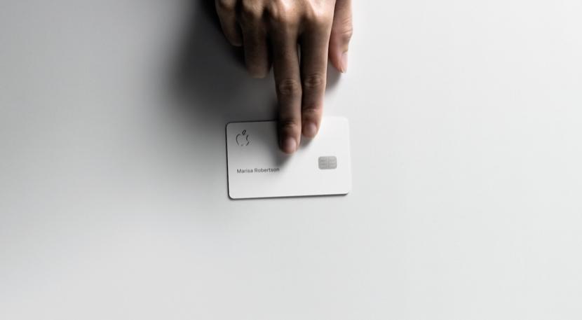 Apple lanzará su propia tarjeta de crédito: Apple Card