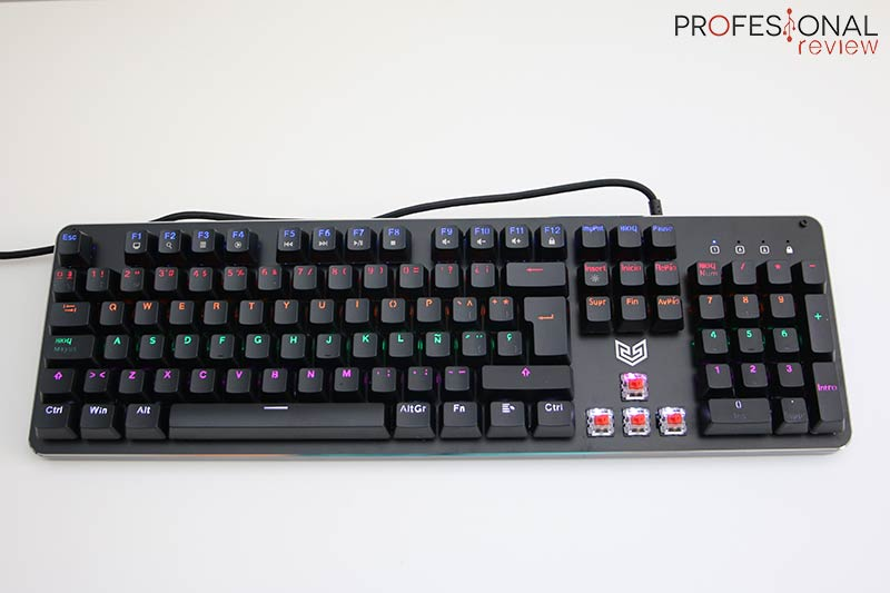 BG Gaming Raven RGB Review