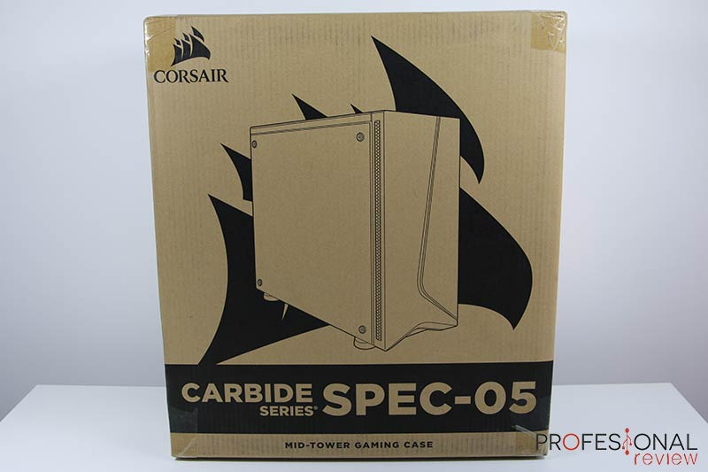 Corsair Carbide SPEC-05 Review