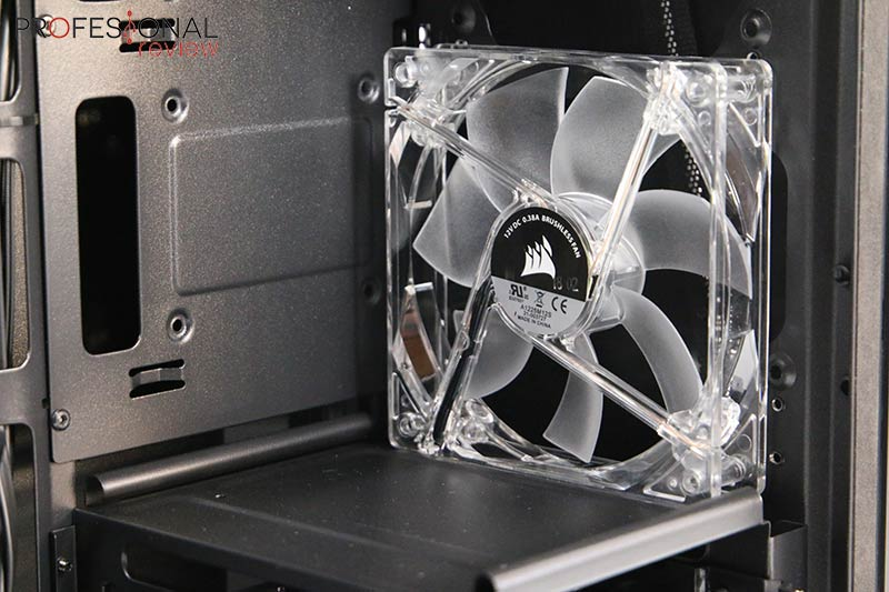 Corsair Carbide SPEC-05 ventilación