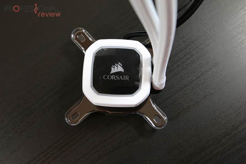 Corsair H100i RGB Platinum SE Review