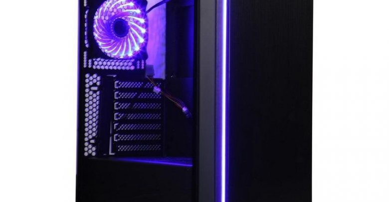 Photo of DIYPC presenta el chasis DIY-Line-RGB, disponible por 89,99 USD
