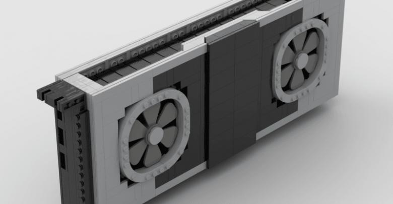 Photo of Diseñan una RTX 2080 Ti Founders Edition con piezas de LEGO