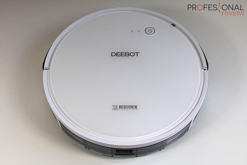 ECOVACS DEEBOT 605 Review