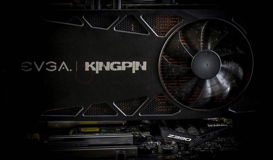 EVGA GeForce RTX 2080 Ti Kingpin Hybrid