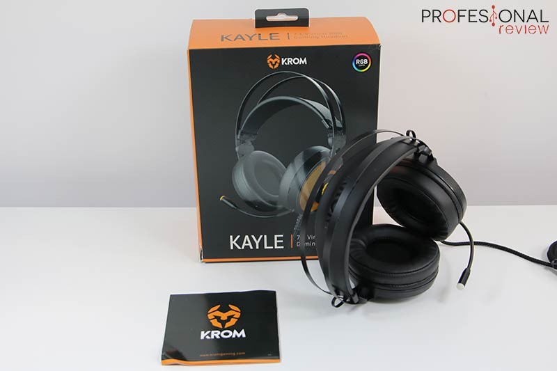 Krom Kayle Review