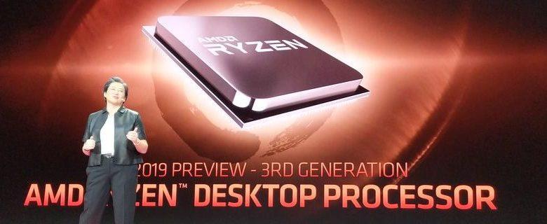 Photo of La demo sobre Ryzen 3000 en el CES estaba limitada a un 30-40% de energía