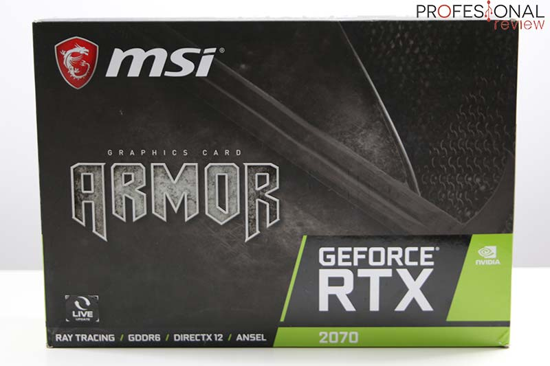 MSI GeForce RTX 2070 Armor Review