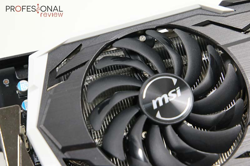 MSI GeForce RTX 2070 Armor Ventiladores