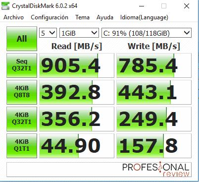 MSI Infinite S SSD
