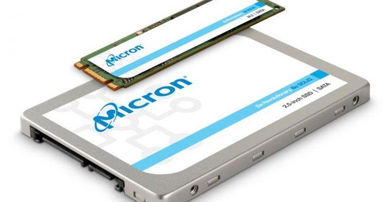 Photo of Micron 1300, nueva serie de unidades SSD SATA/M.2 de bajo coste