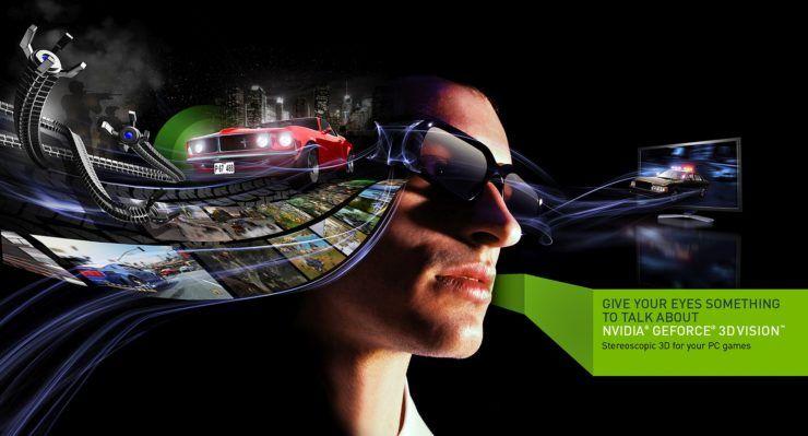 Photo of NVIDIA pone fin al soporte de controladores para 3D Vision