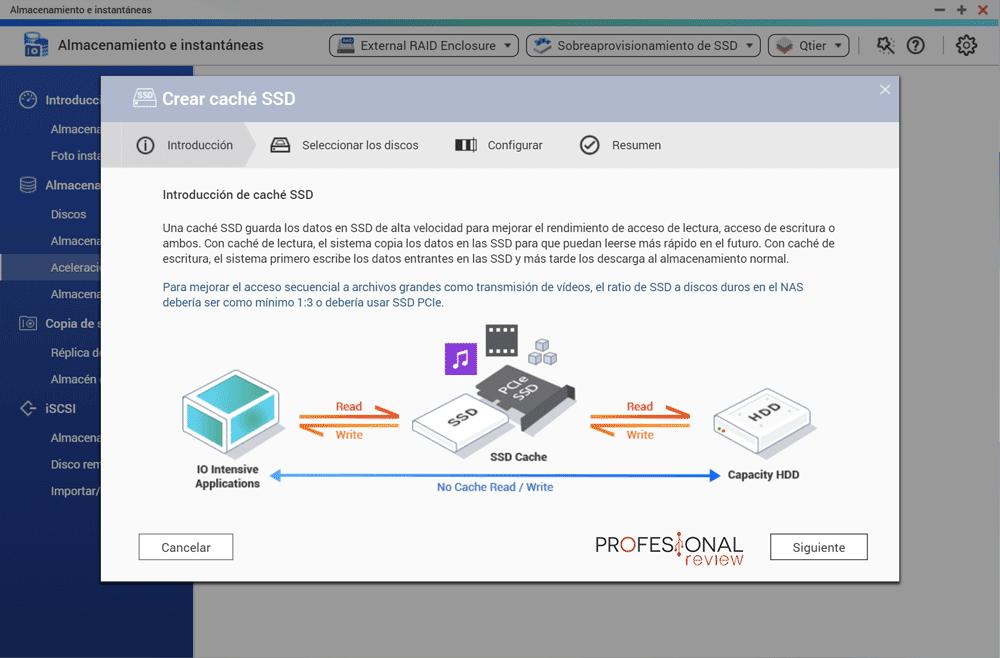 SSD QNAP