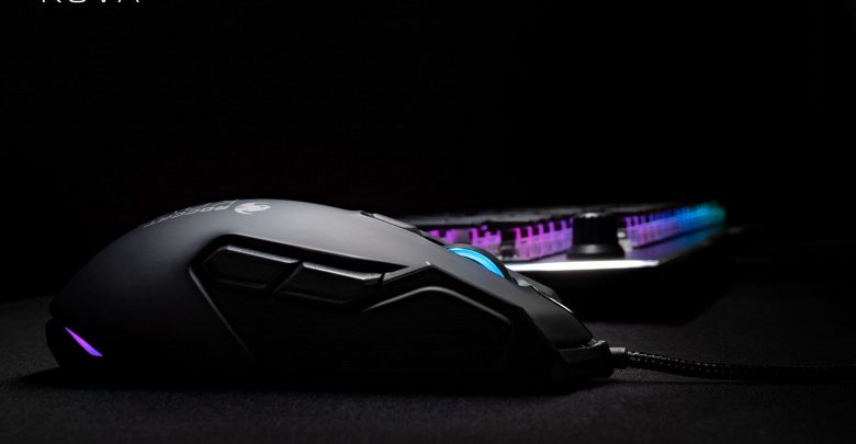 Photo of Roccat anuncia su nuevo ratón gaming Kova AIMO