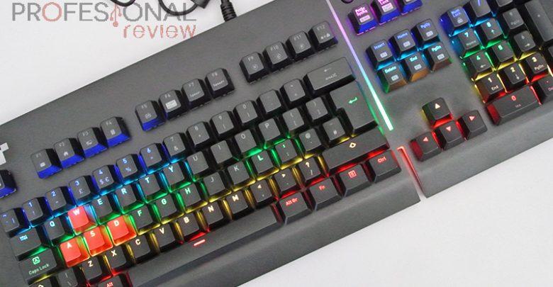 Photo of Thermaltake libera su teclado LEVEL 20 RGB con Razer Green