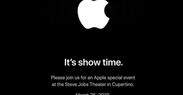 ¡Confirmado! El próximo evento de Apple será el 25 de marzo