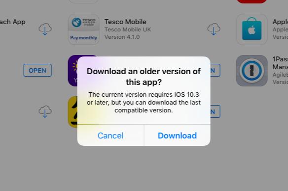 Photo of Cómo descargar versiones antiguas de apps en dispositivos anteriores a iOS 12