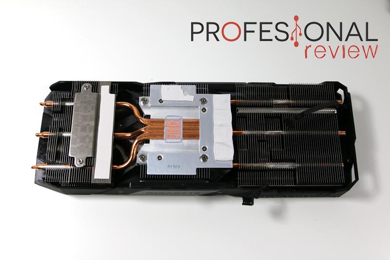 Gigabyte GeForce GTX 1660 Gaming OC 6G disipador