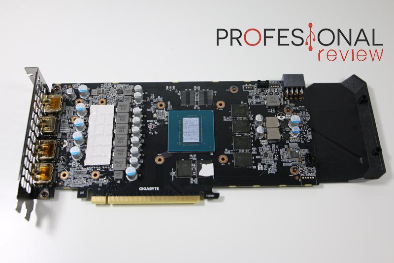 Gigabyte GeForce GTX 1660 Gaming OC 6G PCB