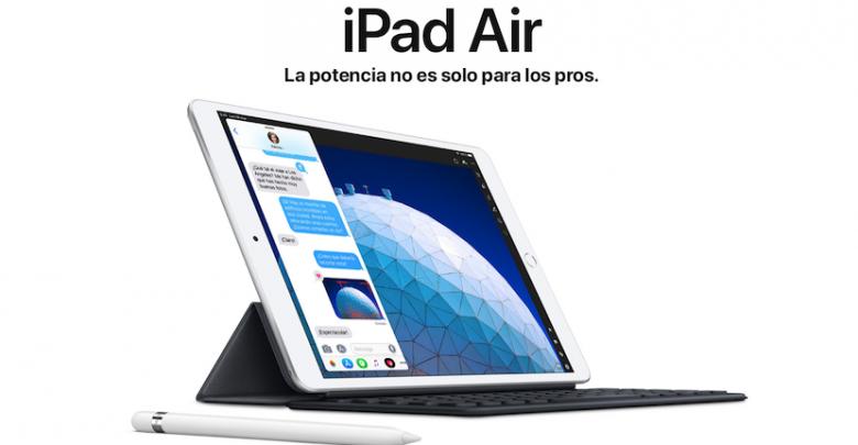 Photo of Apple presenta un nuevo iPad Air de 10,5 pulgadas