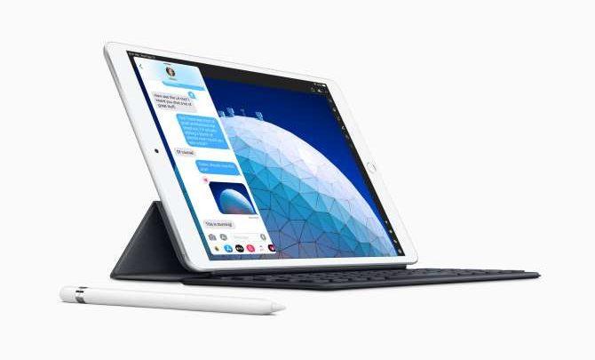Photo of Un nuevo iPad Air se podría anunciar este martes