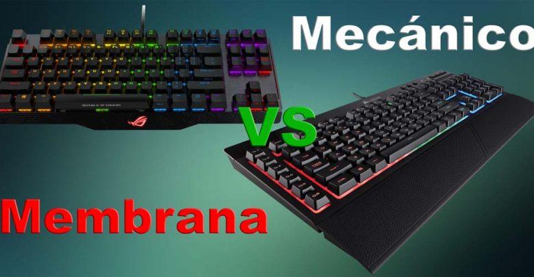 Photo of Teclado mecánico vs membrana: ¿Cuál es mejor?