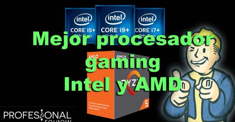 Photo of Mejor procesador gaming: Intel Core i7, i5 o AMD Ryzen
