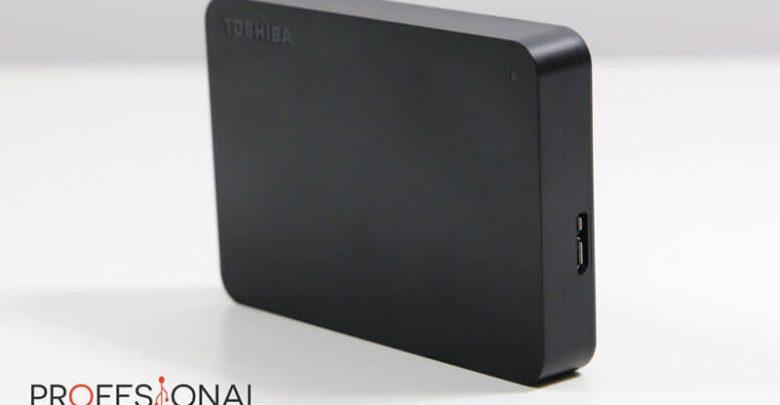Photo of Toshiba Canvio Basics 4TB Review en Español (Análisis completo)