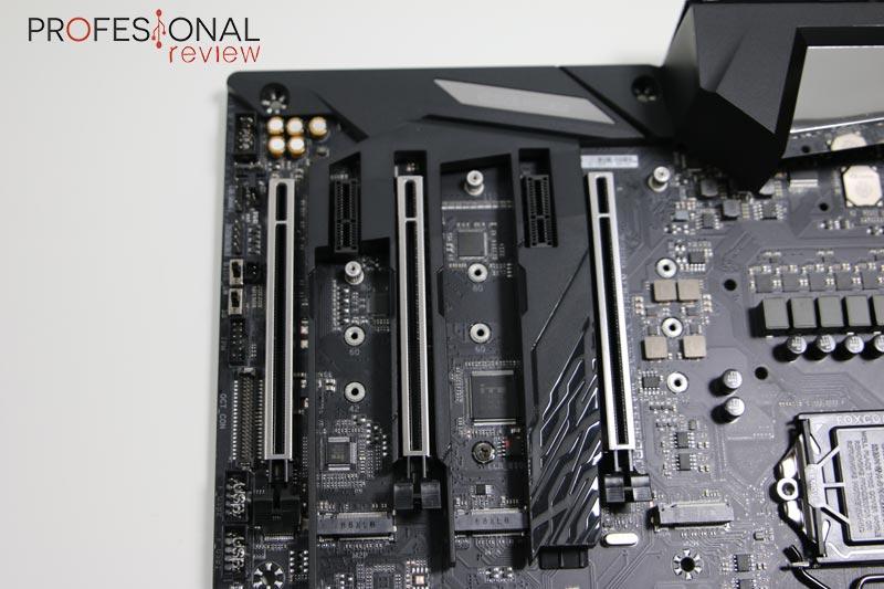 Características de la placa base DIMM