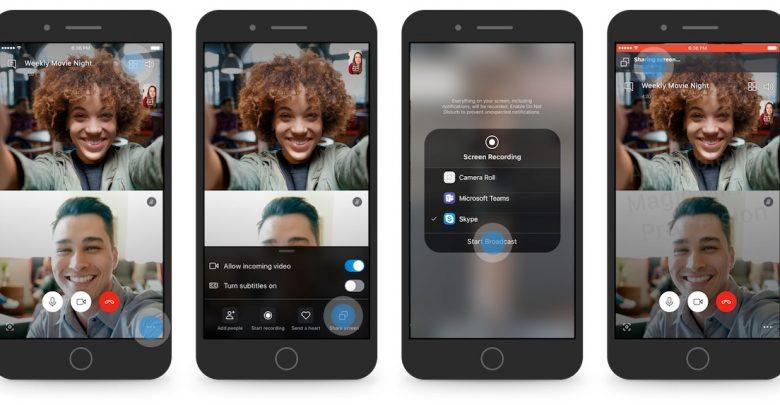 Photo of Skype permitirá compartir la pantalla durante una llamada