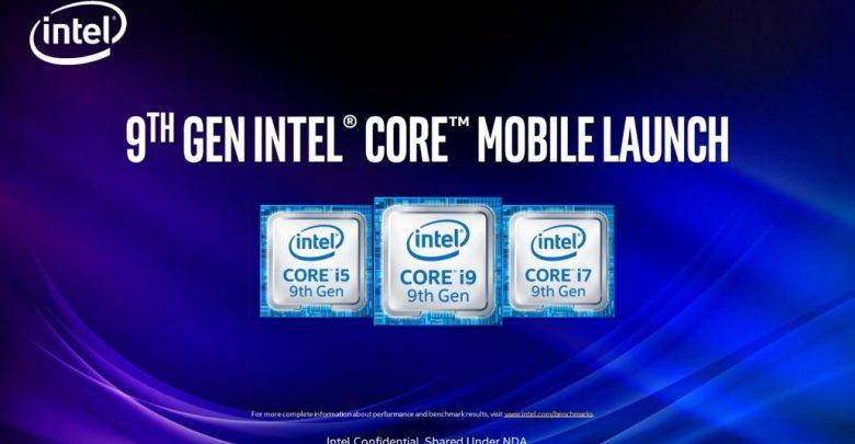 Photo of Intel lanza los nuevos Core Mobile de 9ª generación liderados por el monstruo i9-9980HK