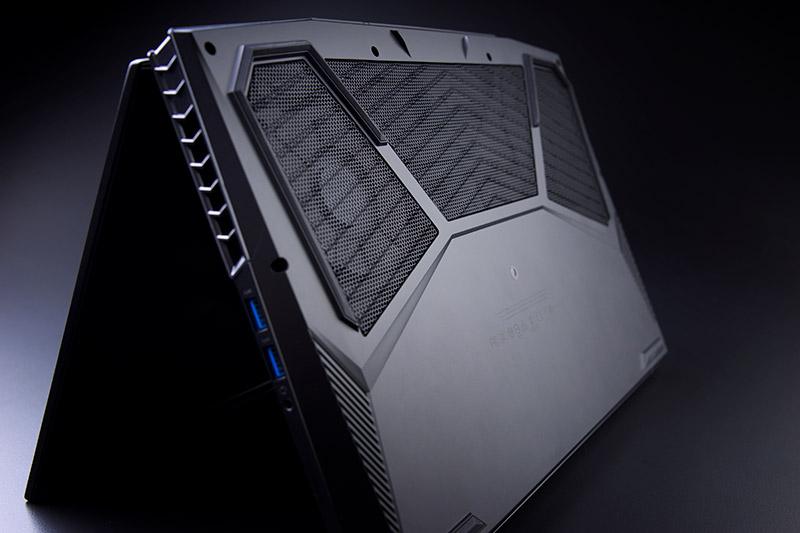 AORUS 15 GTX 1660Ti refrigeración