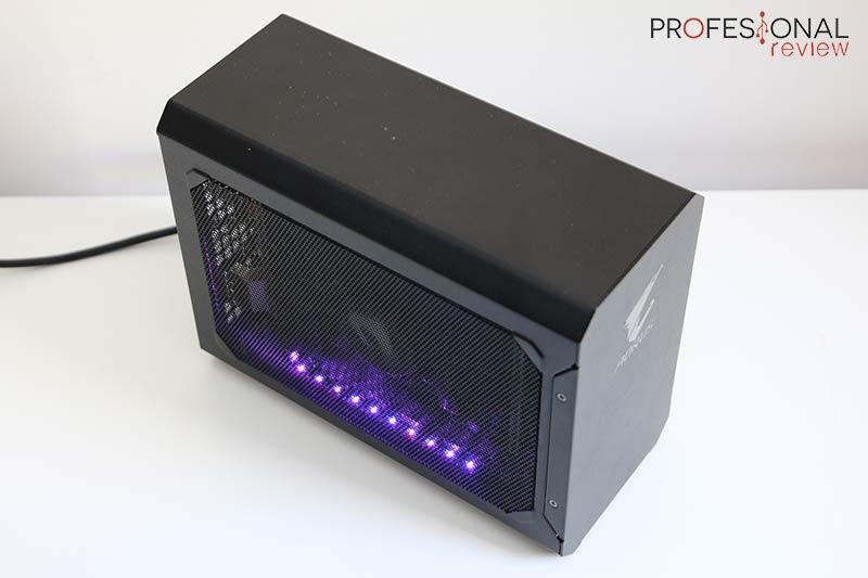 AORUS RTX 2070 Gaming Box Review