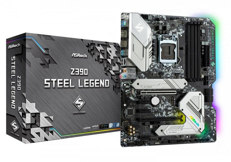 Z390 Steel Legend