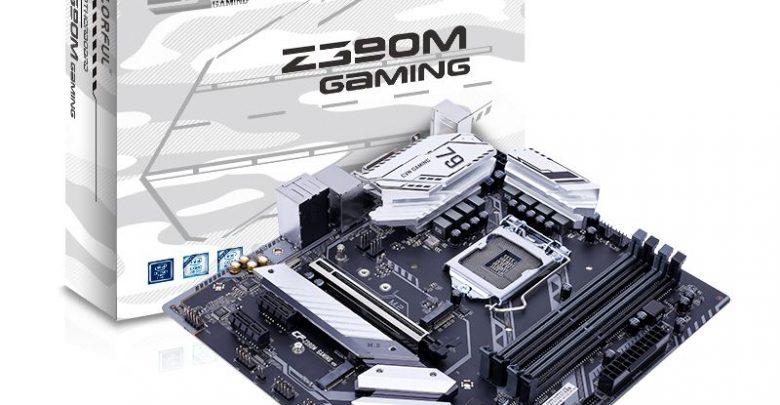 Photo of Colorful anuncia la placa base CVN-Z390M Gaming V20 mATX