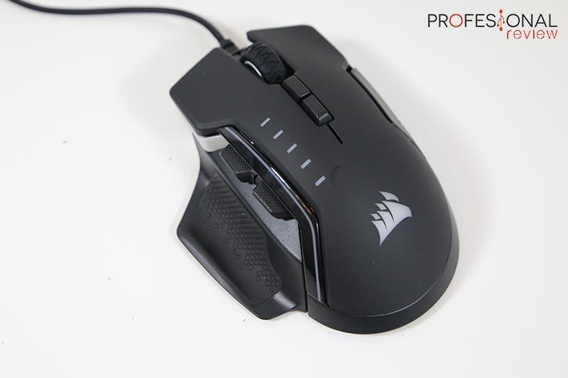 Corsair GLAIVE RGB Pro review