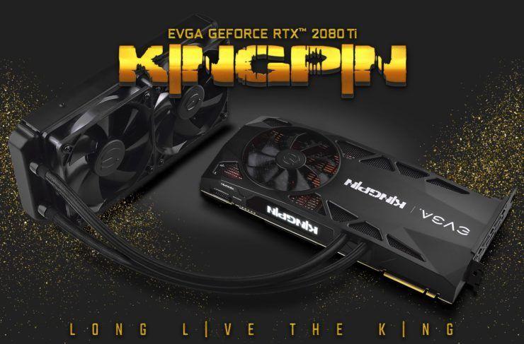RTX 2080 Ti KINGPIN