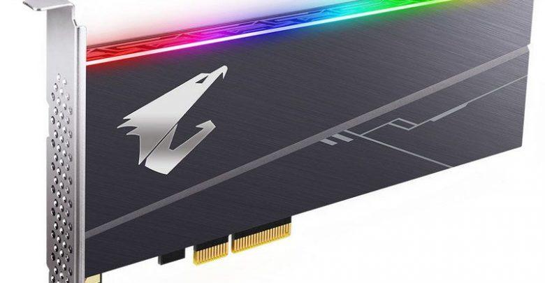 Photo of GIGABYTE presenta la unidad SSD NVMe AORUS RGB AIC