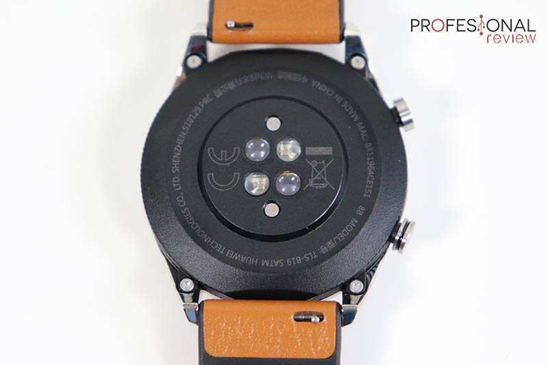 Honor Watch Magic sensores